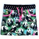 Rokje panda's