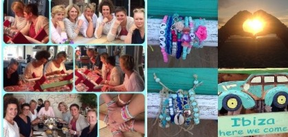 Workshop: Ibiza armbandjes