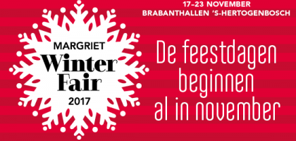 17/11 t/m 23/11 Margriet Winter Fair